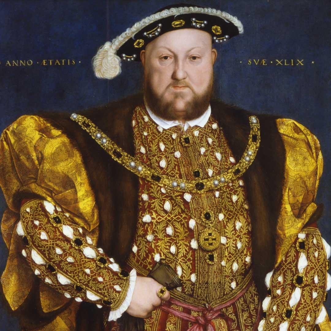 Ritratto di Enrico VIII | Gallerie Nazionali Barberini Corsini