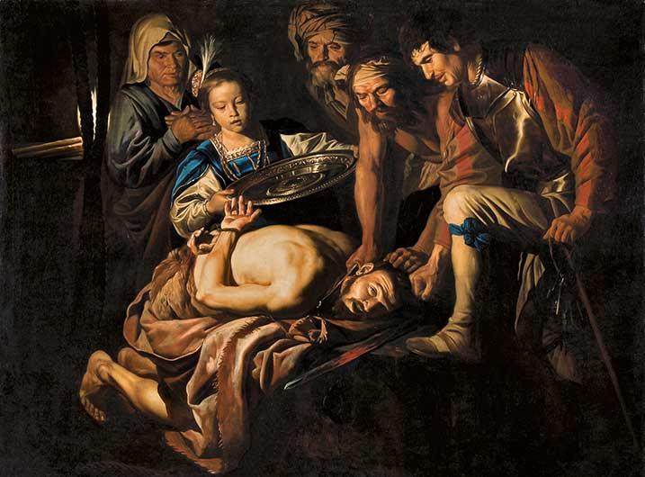 Mediterraneo in chiaroscuro <br>Ribera, Stomer e Mattia Preti da Malta a Roma