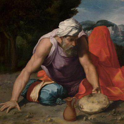 Daniele da Volterra <br>I dipinti d'Elci
