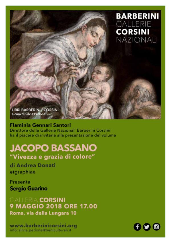 """Jacopo Bassano – """"Vivezza e grazia di colore"""""""