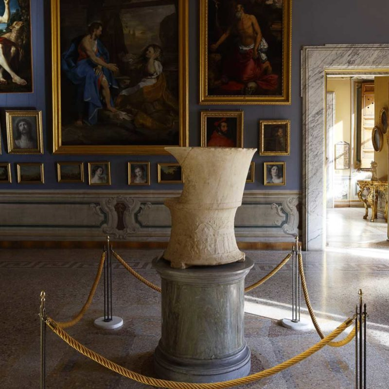 Rome Galeria: Gallerie Nazionali Barberini Corsini