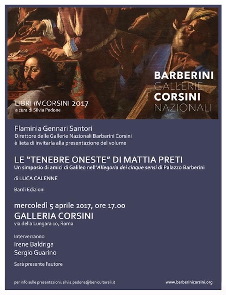 """Le """"tenebre oneste"""" di Mattia Preti"""