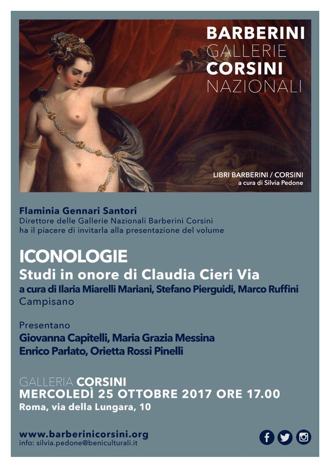 Iconologie. Studi in onore di Claudia Cieri Via