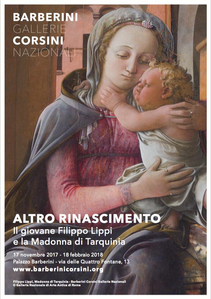 Altro Rinascimento. Il giovane Filippo Lippi e la Madonna di Tarquinia