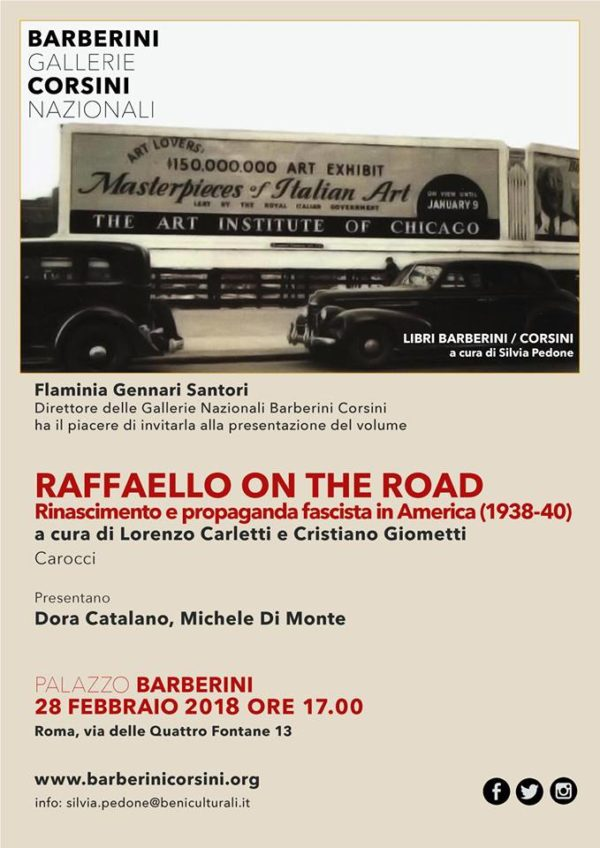 Raffaello on the road