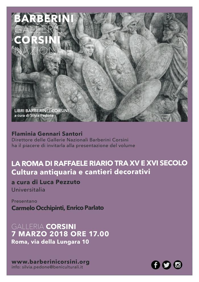 La Roma di Raffaele Riario tra XV e XVI secolo