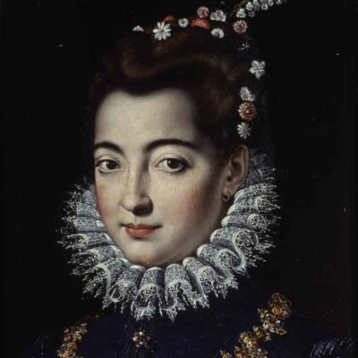 Ritratto di Clelia Farnese