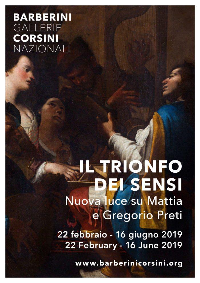 Calendario Romano Preti 2019.Il Trionfo Dei Sensi Nuova Luce Su Mattia E Gregorio Preti