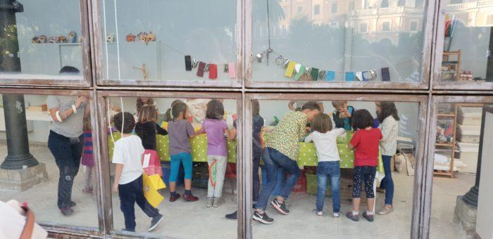 Visite animate e laboratori didattici