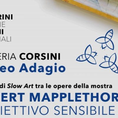 Museo Adagio – percorsi di Slow Art su Robert Mapplethorpe