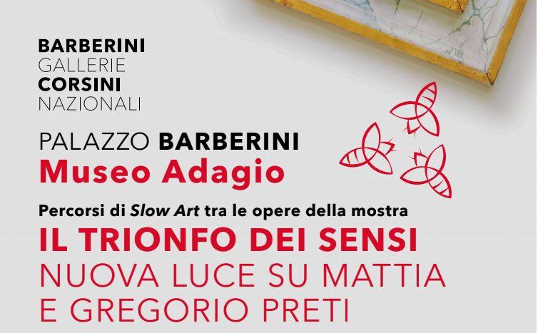 Museo adagio – percorsi di Slow Art su Mattia e Gregorio Preti