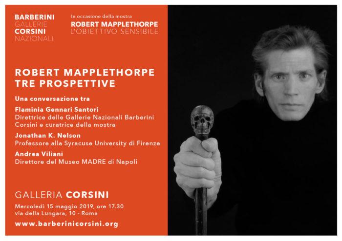 Robert Mapplethorpe. Tre prospettive