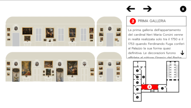Corsini digitale – Guida digitale e Wi-Fi