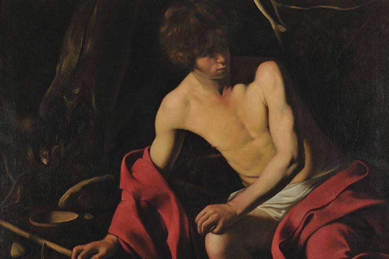 Caravaggio, San Giovanni Battista