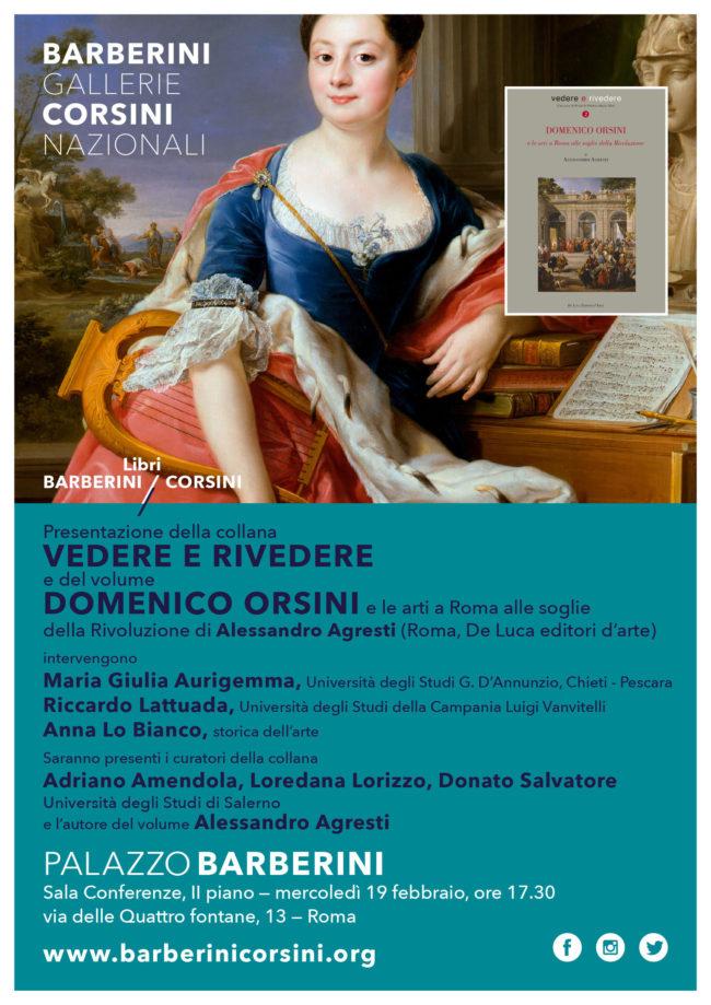 Domenico Orsini e le arti a Roma alle soglie della rivoluzione